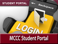 MCCC Student Portal