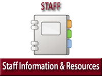 Staff Information & Resources