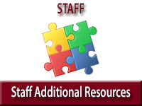 Staff Additional Resources