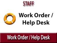 Work Order / Help Desk